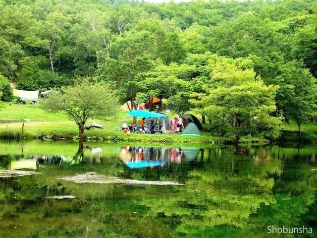 駒出池キャンプ場(長野県)