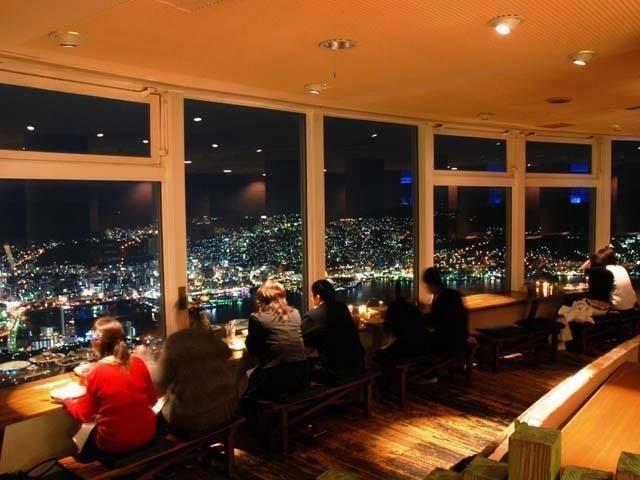 長崎 夜景 レストラン