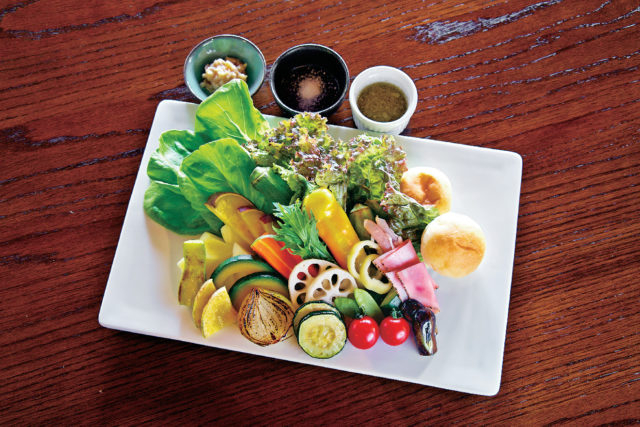 農Cafe【八十八屋】