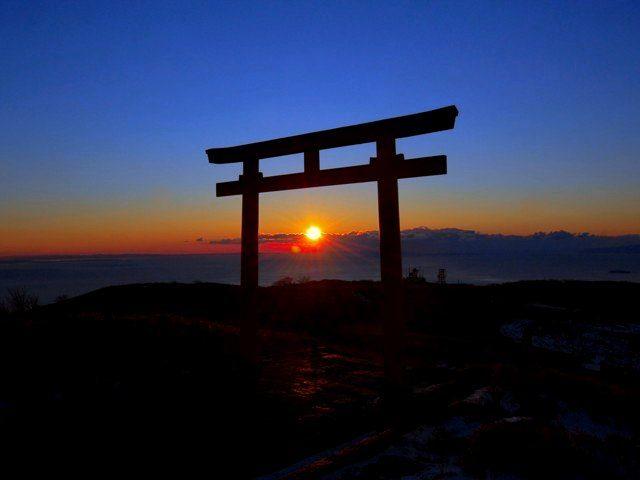 日の出 の 時間