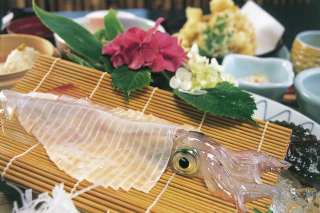 イカ 呼子 新鮮な活イカが甘い♪佐賀・呼子のイカ活造りのおすすめ店10選